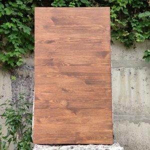 деревянный щит для плана рассадки