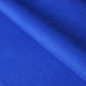 синий габардин