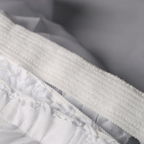 резинка на тюли