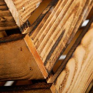 аренда деревянного декоративного ящика
