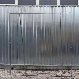 """Рама, ворота """"джокер"""" для фотозоны или пресс-волла в аренду в Киеве."""