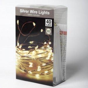 Упаковка светодиодной гирлянды в аренду